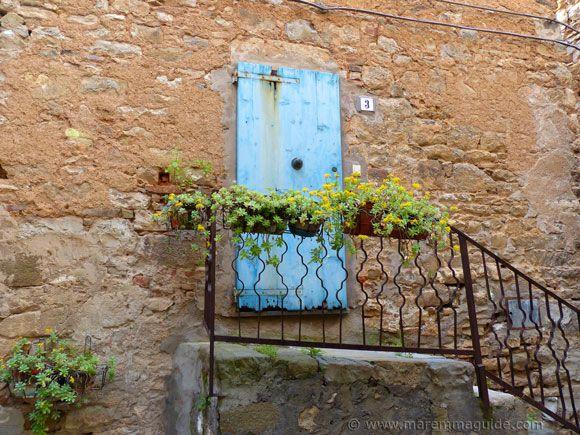 Campiglia Marittima property door