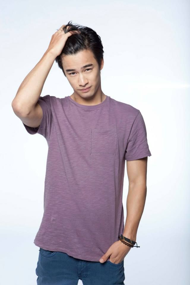 Jordan Rodrigues as Christian Reed in the Werner Film Production Dance Academy Series 3.