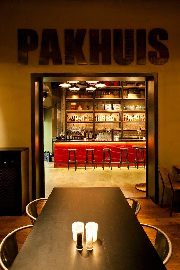 De nieuwste hotspot van Leiden? Grand Café Pakhuis geopend - Greater Venues