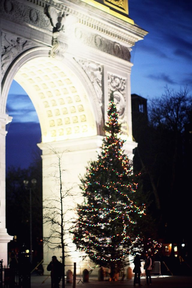 TO: Washington Square Park, NYC