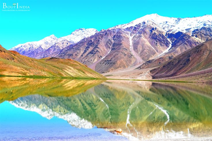 Chandertal Lake, #Chandertal, #Himachal Pradesh #adventuretravel #mountainadventures #spitivalley #travel #exploreindia #discoverindia #india