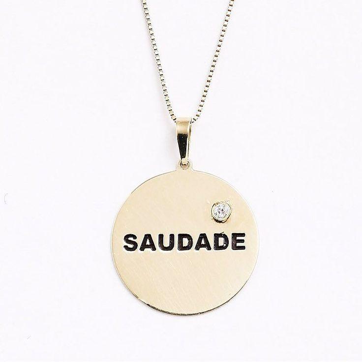 Saudade ... The love that remains  #jewel #byThais #shoponline #saudade #love #design #precious #madeinitaly #gioielli #thaisbernardesmilano #milano