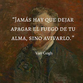 #Frases #VanGogh #Arte