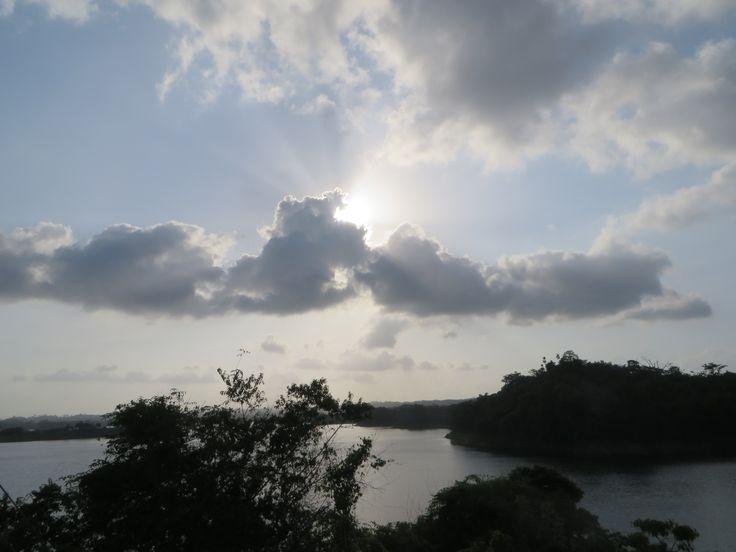 Lago Bayano - Panamá
