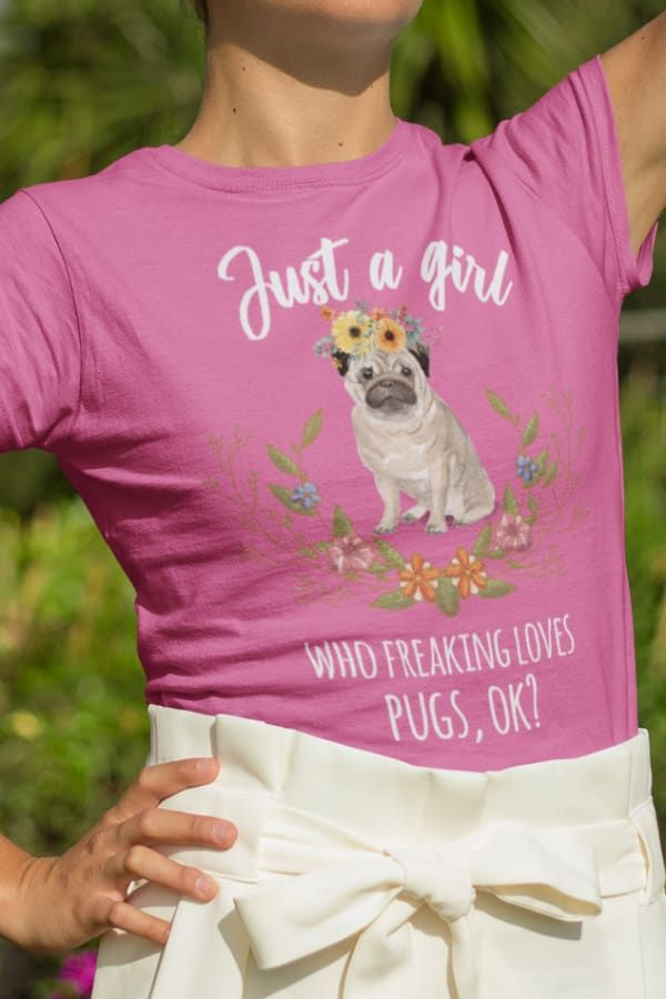 I Just Really Like Dogs Ok Cute Toddler T Shirt
