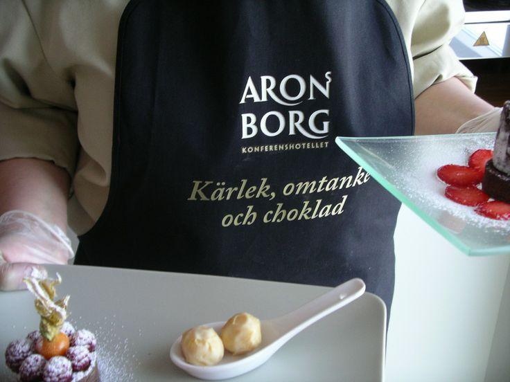 Aronsborgs Konferenshotell, Bålsta. aronsborg.se.