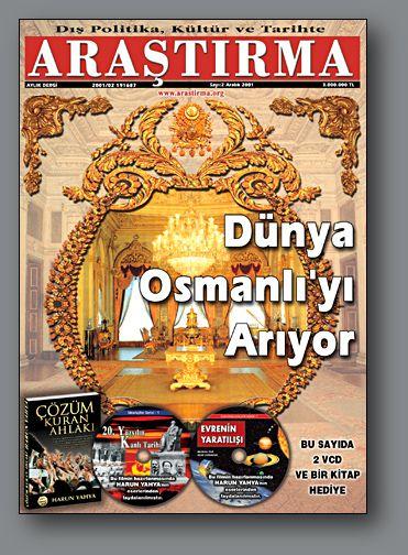 Araştırma Sayı 02 - Harunyahya.org