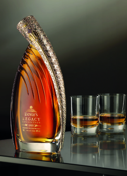 Dewar's The Legacy Collection 1893 | www.thedrinksbusiness.com | Top 10 New Products