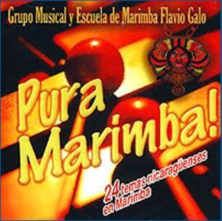 'Pura Marimba' - Escuela de Marimba y Guitarra 'Flavio Galo'