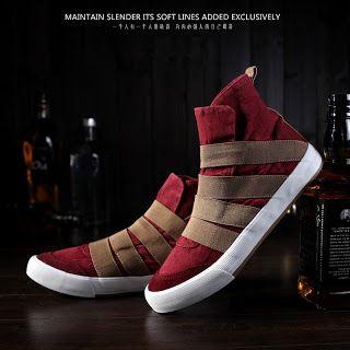 2016 New Trend Mens Canvas Shoes Men Casual Shoes Spring Autumn Mans Shoes Zapatillas Hombre Slip-On Size 39-44 (32349121899)  SEE MORE  #SuperDeals