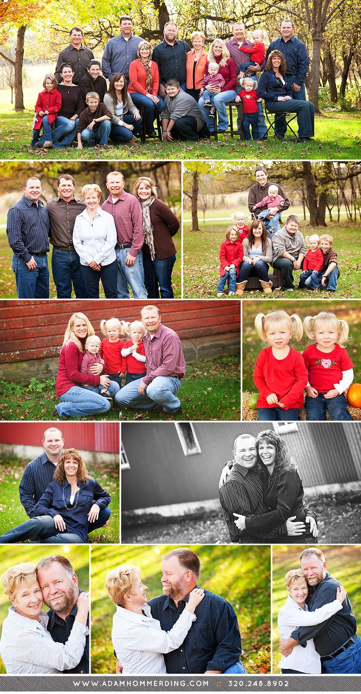 Wonderful Site For Family Group Pictures Adam Hommerding Phototgraphy
