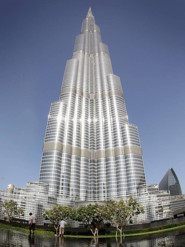 Dubai is among most popular city of world regarding for Monumental buildings around the world
