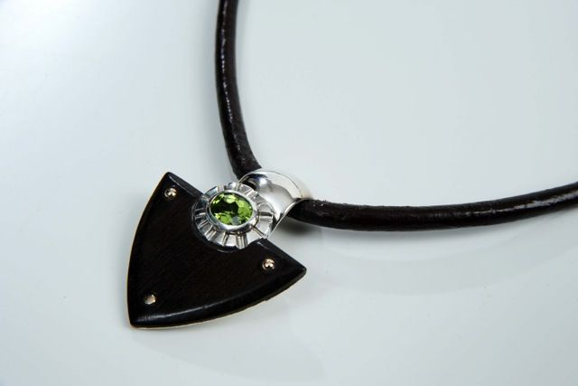 African influenced jewellery pieces.