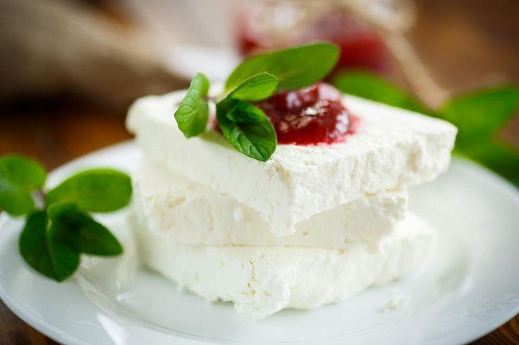 Pro svaly i hubnutí. Tvaroh ze Shutterstock.com