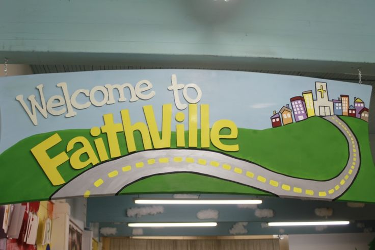 Welcome to Faithville :)