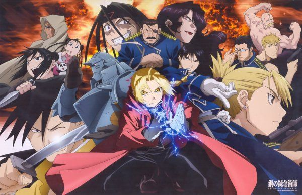 Aniplex USA Acquires 'Fullmetal Alchemist Brotherhood' & Sets Anime Streaming