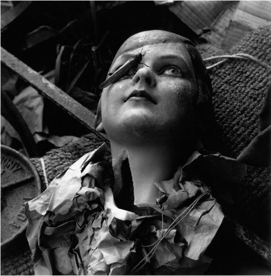 Lucien Clergue, 1956