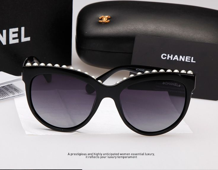 729efc9c9ad Chanel Sunglasses With Pearls On Top - Bitterroot Public Library