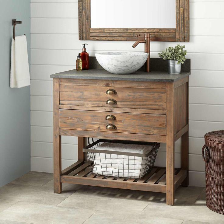 Vessel Sink Bathroom Vanities best 25+ vessel sink vanity ideas on pinterest | small vessel
