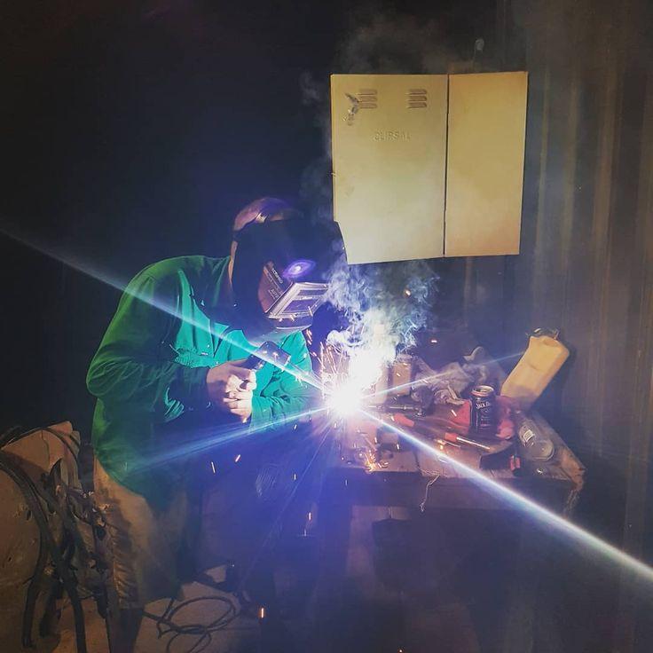 If you can't buy it make it! #engineering #welding #automotive #darwin #nt #australia #bolt