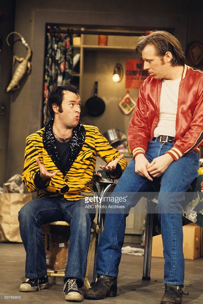 SHIRLEY - 'The Driving Test' - Season Three - 1/24/78 Squiggy has failed the written portion of his driving test and must retake it in order to keep his truck-driving job., David L. Lander, Michael McKean