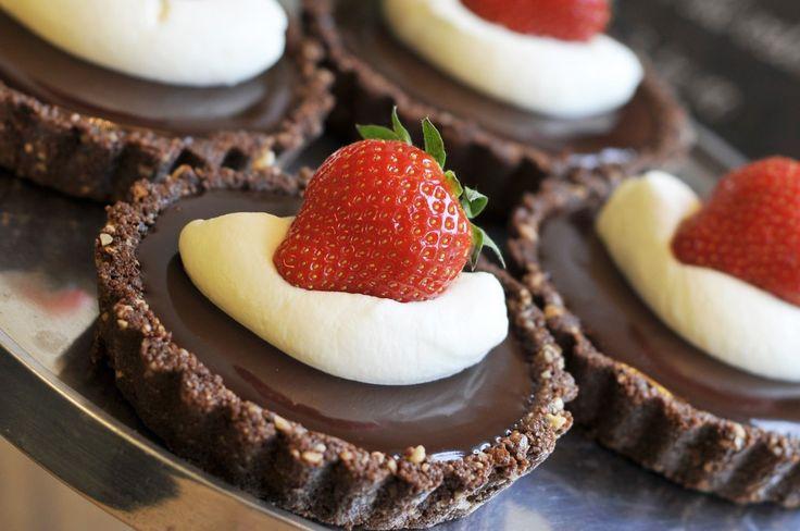 Sjokoladeterter