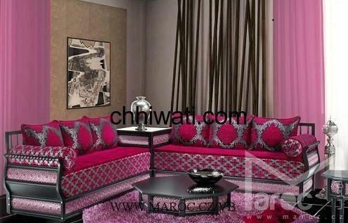 صالونات مغربية 2016 بلمسات عصرية salonat maghribia 2016 | chhiwati.com