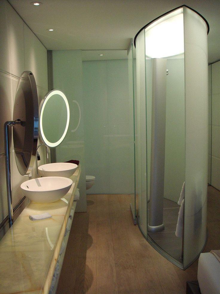 18 best 59 moderne luxus badezimmer designs bilder for Luxus shower doors