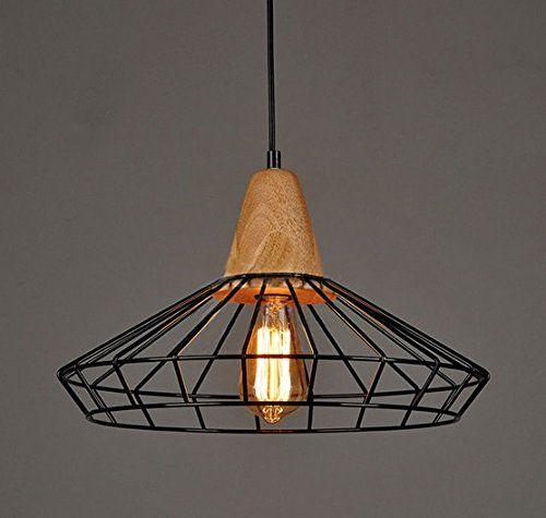 17 meilleures id es propos de clairage edison sur for Suspension luminaire cage