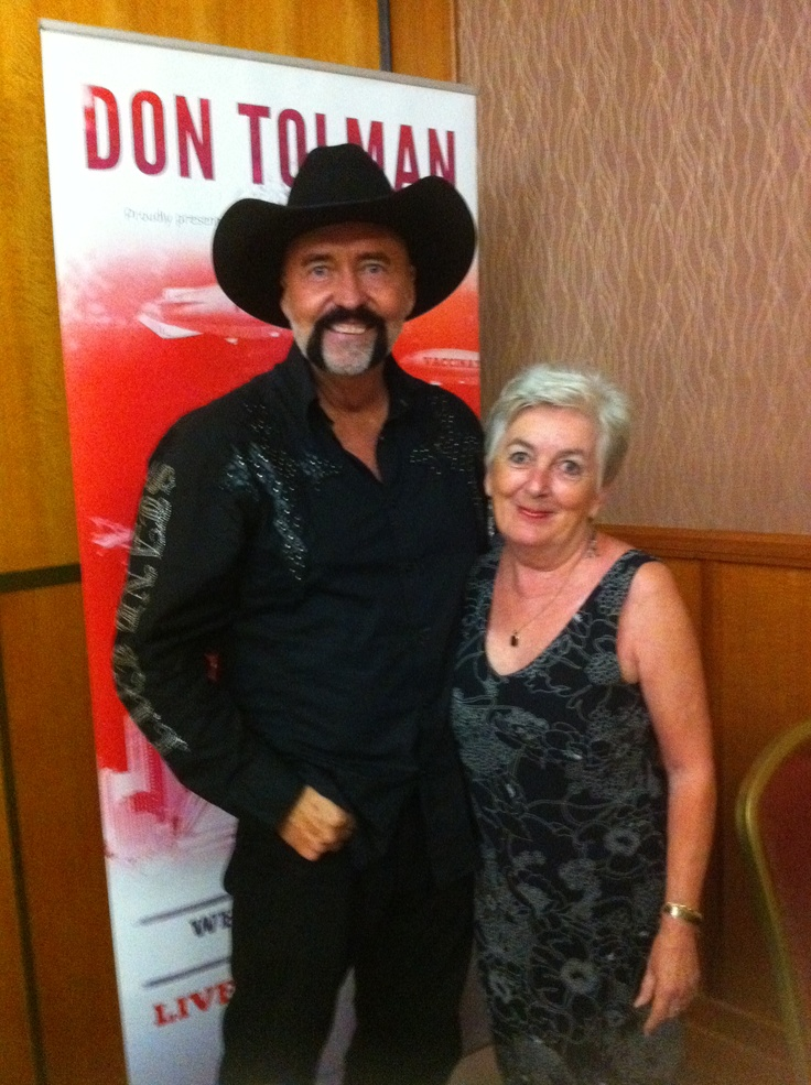 Don Tolman - Sunday, April 1 on the Gold Coast.