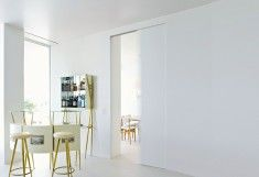 Concealed Sliding Door by LInvisibile - sliding doors - architecture at STYLEPARK