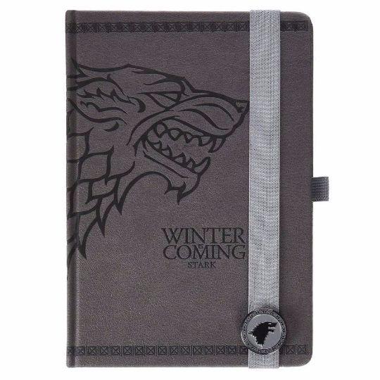 Game of thrones Stark journal #gameofthrones  #jonsnow #winteriscoming #westeros #tyrionlannister #danerystargaryen