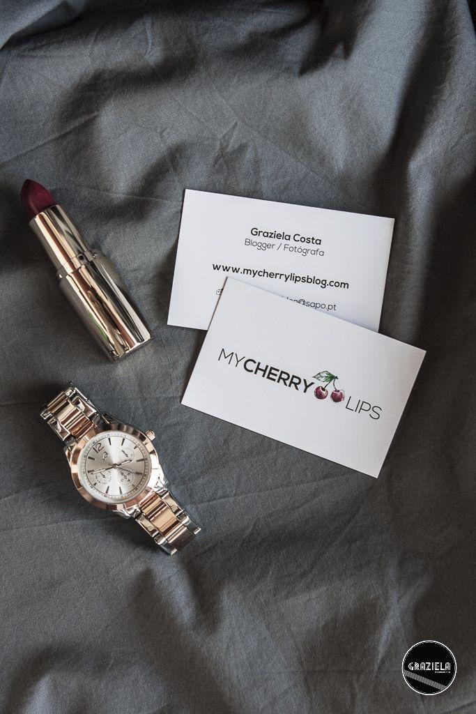 #businesscard #makeup #blogger #batom #watch #avon #lidl
