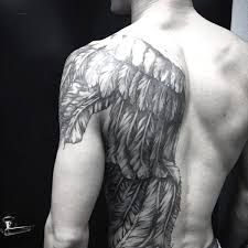 Image result for wings tattoo back