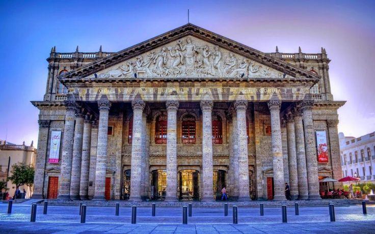 Hoy en la historia: Teatro Degollado, 150 años de ser escenario cultural