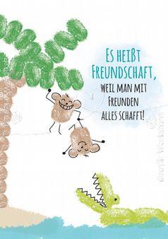 Vom Mond aus betrachtet - Postkarten - Grafik Werkstatt Bielefeld