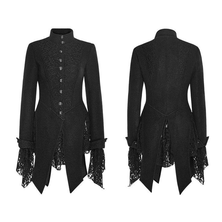 Gothic jacke damen