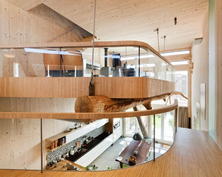 FARO Built On Steigereiland An Energy Neutral Residence According To The Principles Of Cradle Meaning That Materials After Use Either Decompose Or
