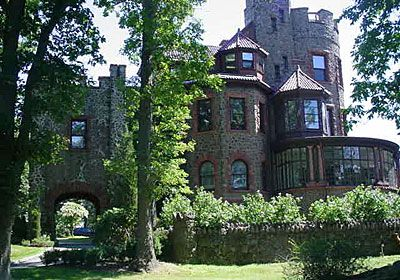 Montclair, New Jersey ~ Built in 1902 atop a ridge of the Watchung Mountains, it has unobstructed views of the New York City skyline.
