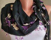 Pareo Wrap Beach, Women scarf, summer, winter, cristmas, long, tassel, idea,  gift,  mother,  fashion, shawl, bandana,  yellow,