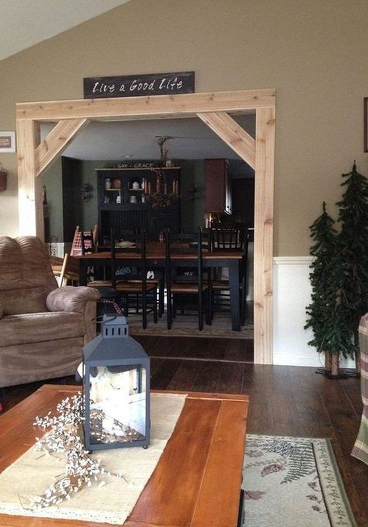 Cool 43 Awesome Rustic Farmhouse Living Room