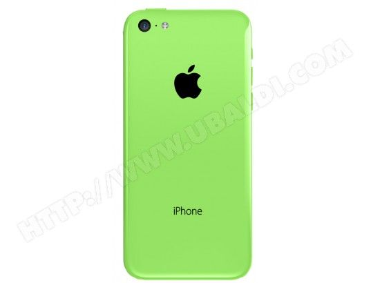 iPhone APPLE iPhone 5C - 16 Go vert #green