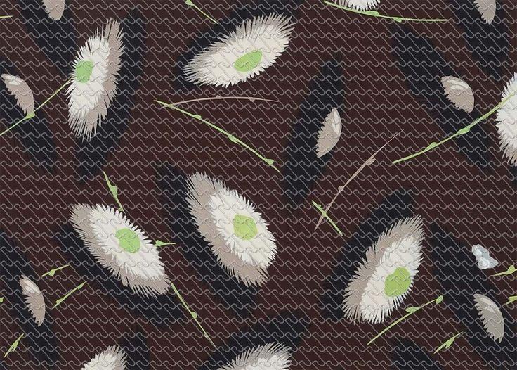 794 - painting graphic flower deco' - RU Digital