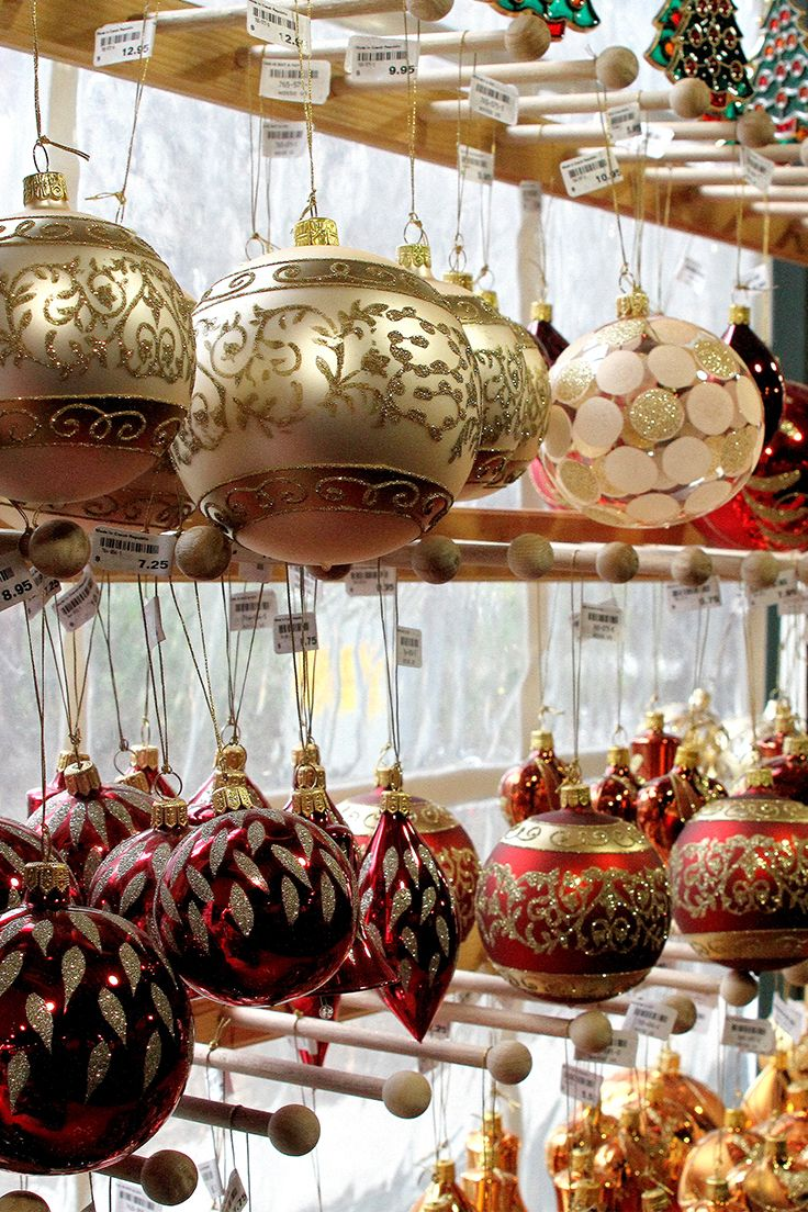 German christmas decorations wooden - Beautiful Christmas Baubles Enjoy The Magic Of Christmas From Germany By K The Wohlfahrt And Browse