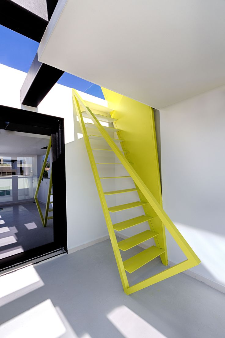 #Architizer #Architizerawards #Architecture #Colour #Dream #House #Staircase #Conceptual #Design #Kipseliarchitects