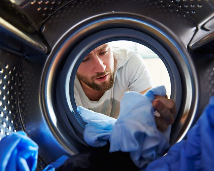 12 Ways You're Doing Laundry Wrong BY Joe McGauley Like death and taxes, doing laundry is one of life's more unpleasant inevitabilities. And while it's easy to pay someone else to do it all, you owe it to your grown-ass self to learn how to do it right on your own. With that in mind, here are 12 things you may not realize you're doing wrong on laundry day. Step one: lay off the detergent, dude. FLICKR/CELESTE LINDELL 1. You're sorting wrong You