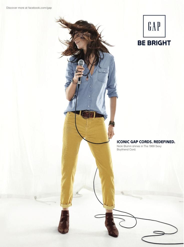♥♥♥ Calça boyfriend mostarda + Camisa jeans
