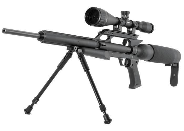 AirForce Ultimate Condor PCP Air Rifle, Spin-Loc