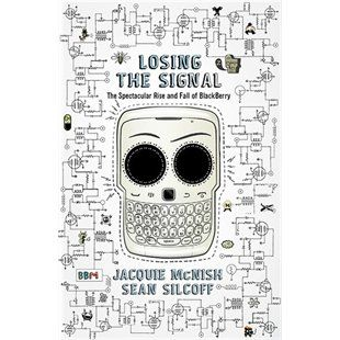 Losing the Signal #bookreview #Blackberry