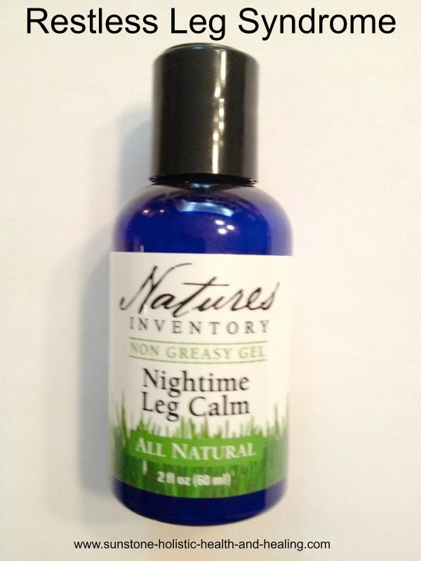 Essential oil for restless leg syndrome. Essential oils of lavender, rosemary and ginger